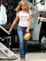 Jennifer Aniston Automatic Improv