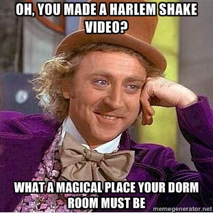 willy wonka harlem shake