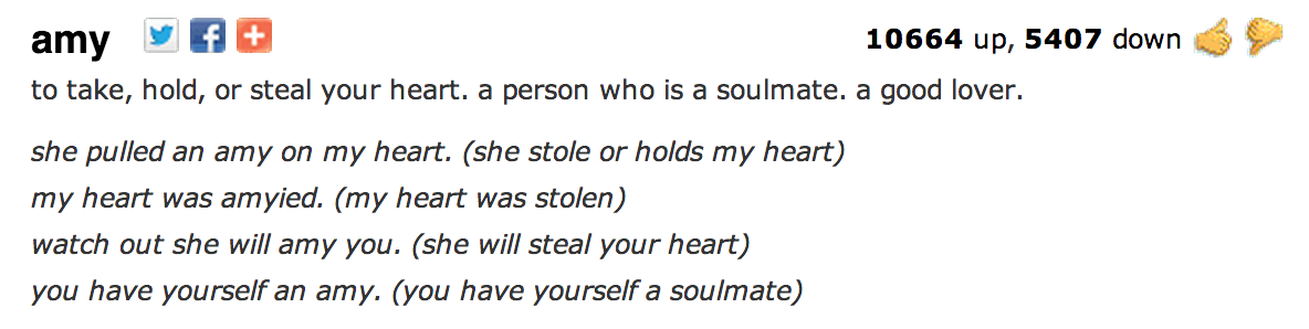 Soulmate urban dictionary